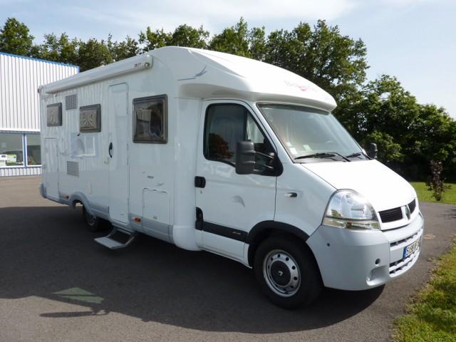 annonce bavaria t 596 camping car d occasion bavaria t 596. Black Bedroom Furniture Sets. Home Design Ideas