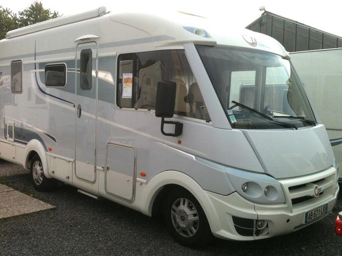 annonce tec itec 745 camping car d occasion tec itec 745. Black Bedroom Furniture Sets. Home Design Ideas
